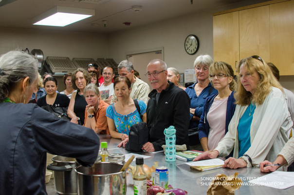 Jill Nussinow's Cooking Class